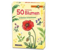 Expedition Natur 50 heimische Blumen
