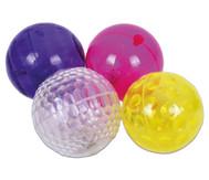 Set mit 4 Sensorik-Bällen mit Leuchteffekt