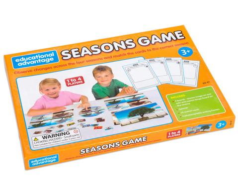 Jahreszeiten-Spiel