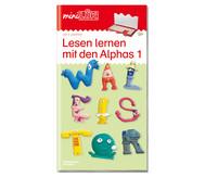 miniLÜK - Lesen lernen mit den Alphas