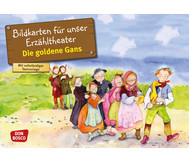 Bildkarten: Die goldene Gans