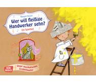Bildkarten: Wer will fleißige Handwerker sehen?