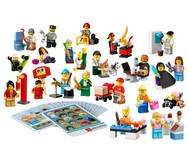 """LEGO® Minifiguren-Set """"Gemeinschaft"""""""