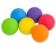 Gummibälle - 6er Set