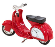 Design-Quarzuhr Vespa rot, mit Citizen-Uhrwerk