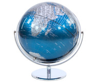 Globus Juri blue, Höhe 36 cm, Durchmesser 30 cm