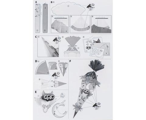 Schultueten-Komplett-Sets verschiedene Motive-19