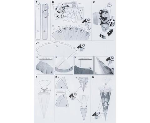 Schultueten-Komplett-Sets verschiedene Motive-7
