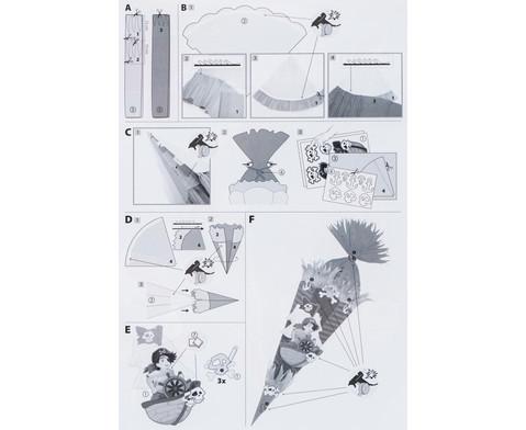 Schultueten-Komplett-Sets verschiedene Motive-10