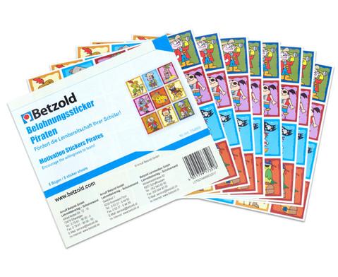 Belohnungssticker 8 Bogen-15