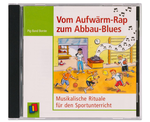 CD - Vom Aufwaerm-Rap zum Abbau-Blues