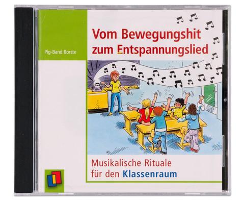 CD - Vom Bewegungshit zum Enspannungslied