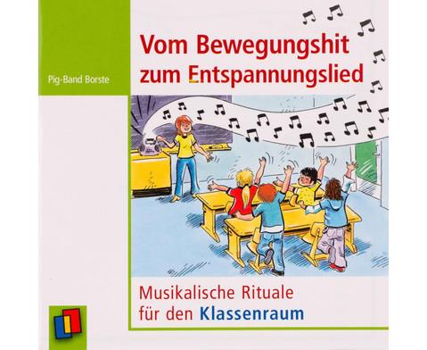 CD - Vom Bewegungshit zum Enspannungslied-3