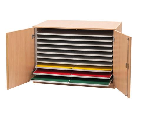 Papierschrank Papersafe Modell B 1