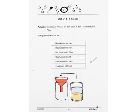 Lernwerkstatt Kuehles Nass - Experimente mit Wasser-3