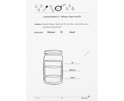 Lernwerkstatt Kuehles Nass - Experimente mit Wasser-4