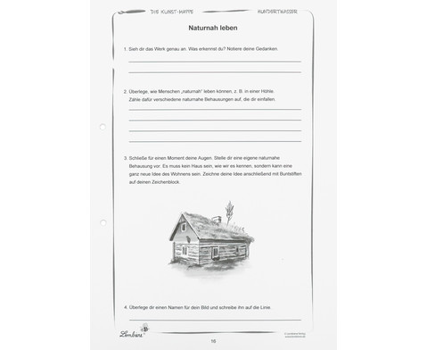 Die Kunst-Mappe Hundertwasser-2