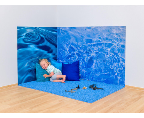 Erlebnisecke aus Wand-  Bodenteppiche-7