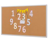 Big Bulletin Board, 3er-Set, Kork