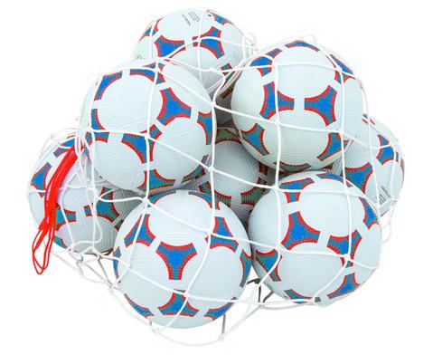 Betzold Sport Schulhof-Fussball-Set blau