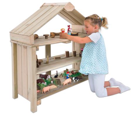 Outdoor Puppenhaus
