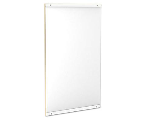 Wandspiegel fuer Podeste 125x75cm