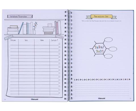 Betzold Design-Schulplaner 2019-2020 Ringbuch DIN A4-7