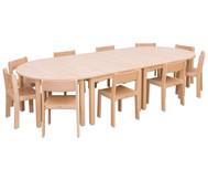 Betzold Möbel-Set Bunga, 14-teilig
