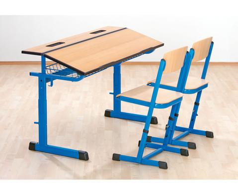 Schuelerstuhl Ecoflex Sitzhoehen 5 6 7