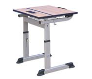 Aluflex-Einer-Tisch DIN/ISO Größen 3,4,5