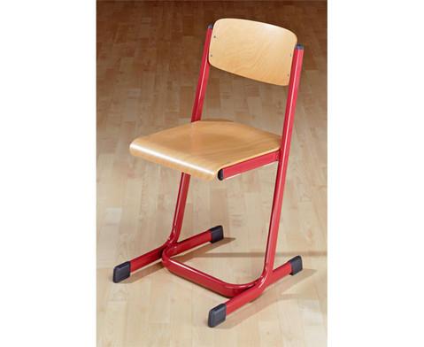 Schuelerstuhl Sitzhoehe 38 cm
