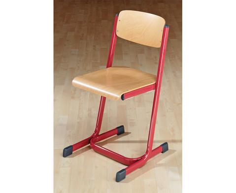 Schuelerstuhl Sitzhoehe 42 cm