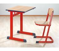 Einzel-Schülertisch,Tischhöhe: 64 cm