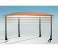 Varimax Trapez fahrbar, höhenverstellbar von 58-72 cm