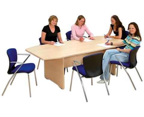 Grosser Konferenztisch