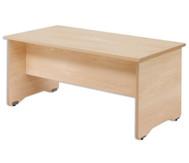 Schreibtisch, Maße (H x B x T): 72 x 160 x 80 cm