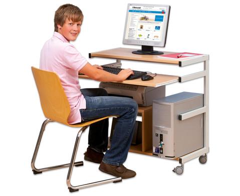 Mobiler PC-Arbeitsplatz