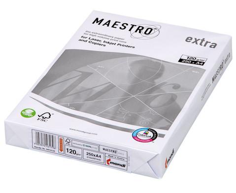 Maestro Extra Papier DIN A4 120 g-m