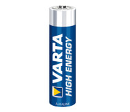 VARTA High Energy Micro, 1,5 Volt, AAA