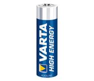 VARTA High Energy Mignon AA, 4 Stück