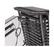Elektroanschluss für Laptop-Trolley