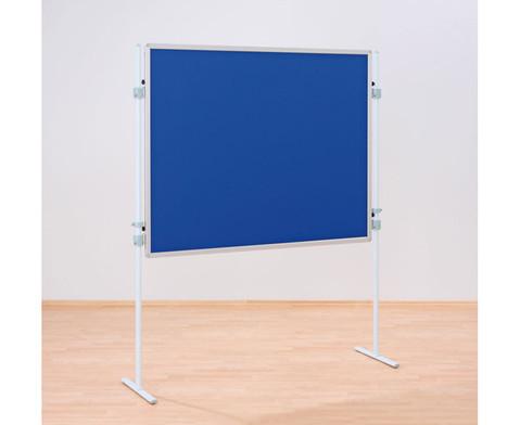 Einhaengetafel Tafeloberflaeche blau