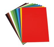 100 Bogen Fotokarton 50 x 70 cm, in 10 Farbtönen