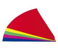 Fotokarton-Schultüten, 10 Stück, farbig sortiert