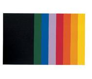 10 Bogen Tonzeichenpapier 130 g/m2, 50 x 70 cm