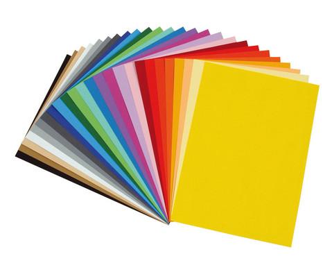 Tonpapier 500 Blatt 130 g-m DIN A4