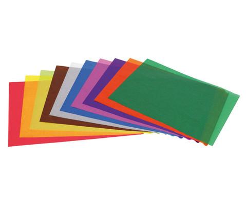 100 Bogen Transparentpapier 50 x 70 cm