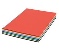 250 Bogen DIN A3 Tonzeichenkarton 160 g/m² in 10 Farben