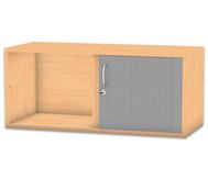 Flexeo Rollladen-Aufsatzschrank, mit Mittelwand HxB: 41,4 x 94,4 cm