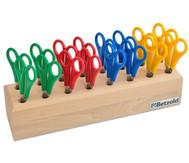 Scheren-Set mit spitzen Scheren